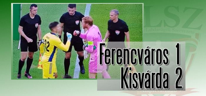 Kikapott otthon a Ferencváros