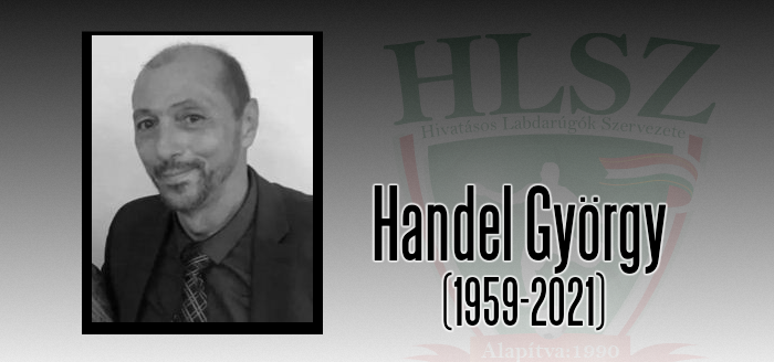 Elhunyt Handel György