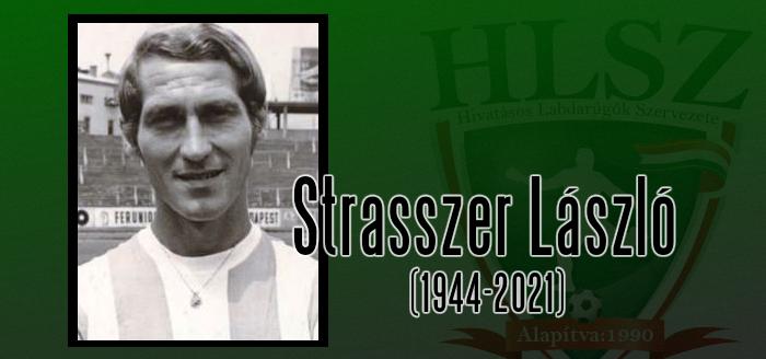 Elhunyt Strasszer László