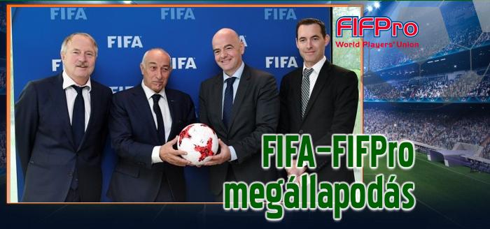 Hat évre szóló együttműködés – a labdarúgásért