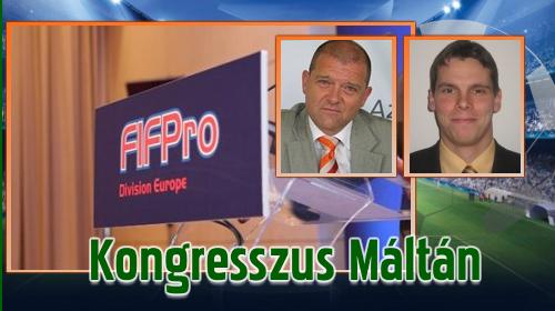 Kétnapos rendezvényt tart a FIFPro Európai Divíziója
