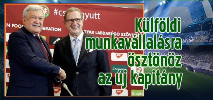 Georges Leekens nívós kluboknál látná szívesen a magyar játékosokat