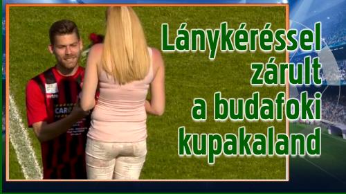 Stílusosan búcsúzott el a Budafok a Magyar Kupától
