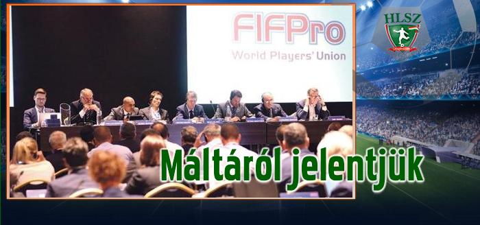 Közgyűlést tartott a FIFPro Európai Divíziója