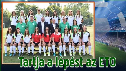 A győri lányok legyőzték a bajnokcsapatot