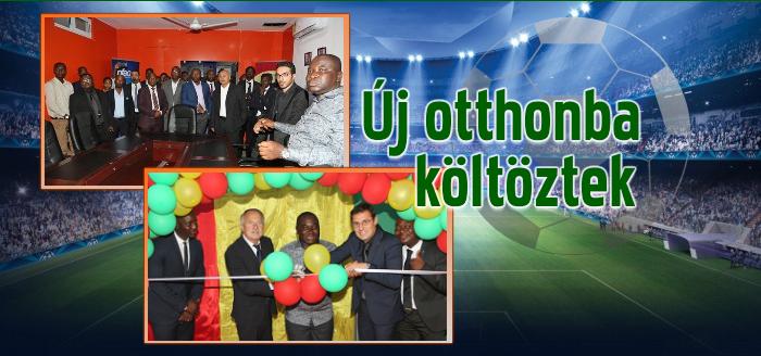 Ghána: a FIFPro is képviseltette magát a nyitórendezvényen
