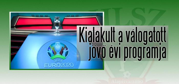 Szlovákia ellen kezdünk