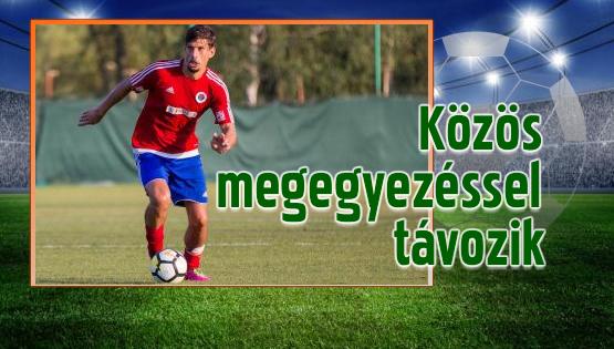 Laczkó Zsolt már nem a Vasas játékosa