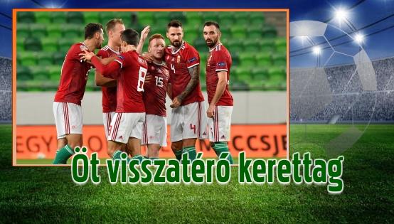 Észtország és Finnország ellen készül a magyar válogatott