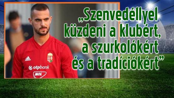 Holender bemutatkozásra készül a magyar válogatottban