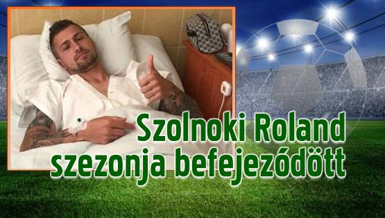 Operációja után otthon lábadozik a Videoton hátvédje
