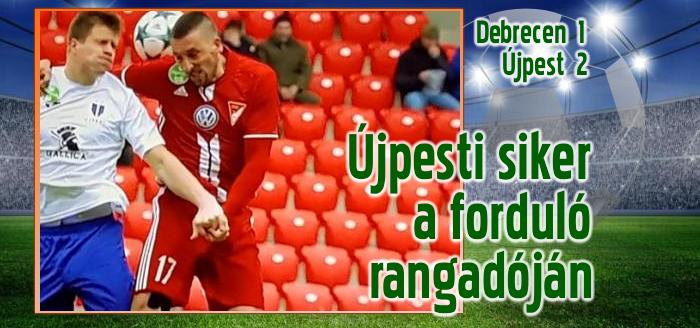 Gálázott a Ferencváros, tartja a lépést a Videoton