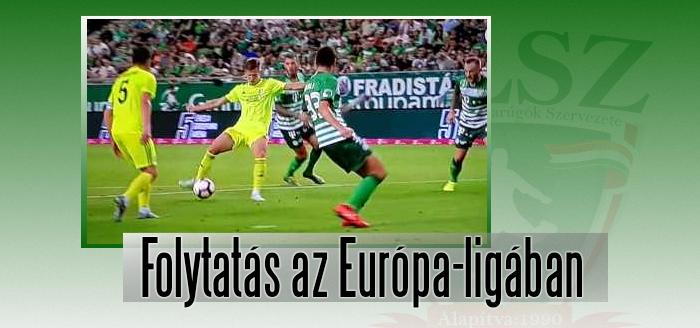Ferencváros-Dinamo Zagreb 0-4