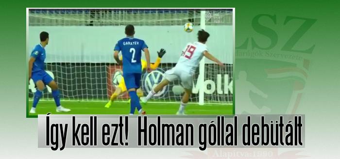 Azerbajdzsán-Magyarország 1-3