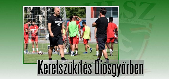 Hat játékost a DVTK második csapatához irányítottak