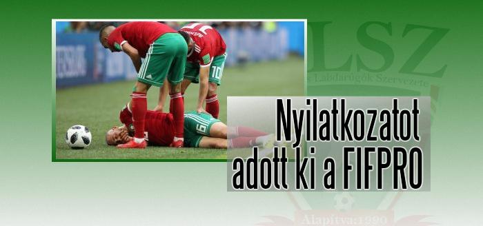 Az agyrázkódás kezelése az európai klubfutballban