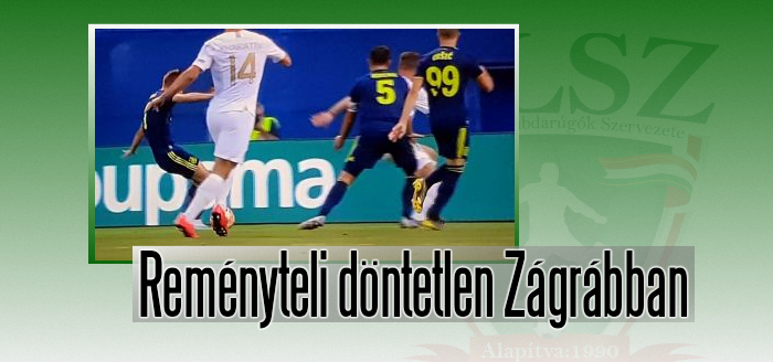 Dinamo Zagreb–Ferencváros 1–1