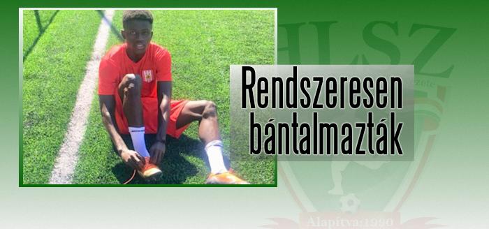 Albán klubjánál nem kímélték az ifjú ghánai játékost
