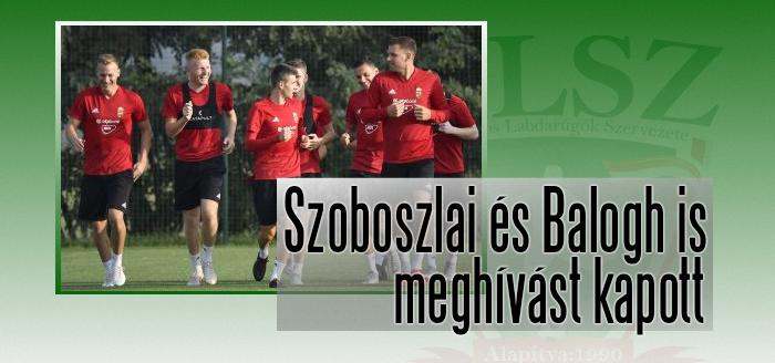 Szlovákia és Horvátország ellen készül a válogatott