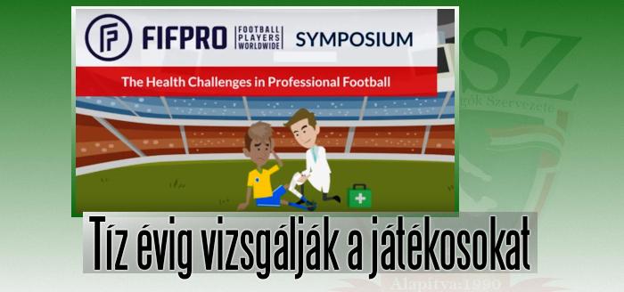 Futballgyógyászati szimpóziummal indul a projekt