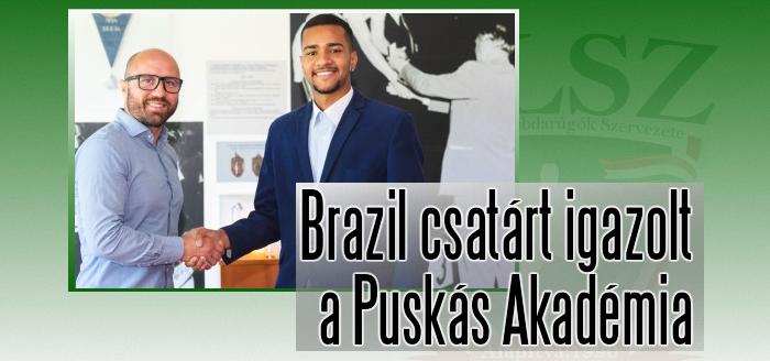 """Weslen """"Juninho"""" Júnior aláírt"""