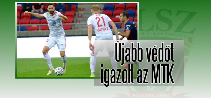 Barna Szabolcs az újoncnál folytatja