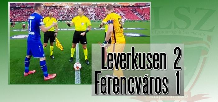 Vezetett, de kikapott a Ferencváros