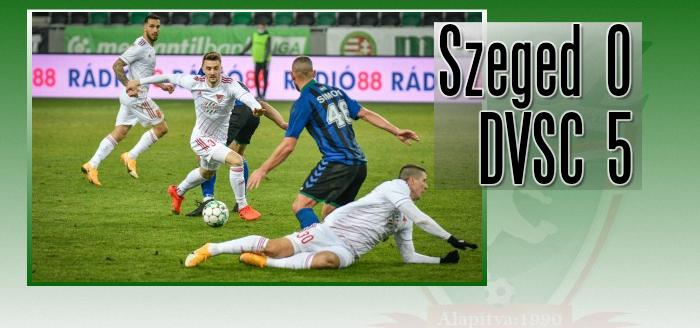 Új edzőivel hengerelt a Debrecen